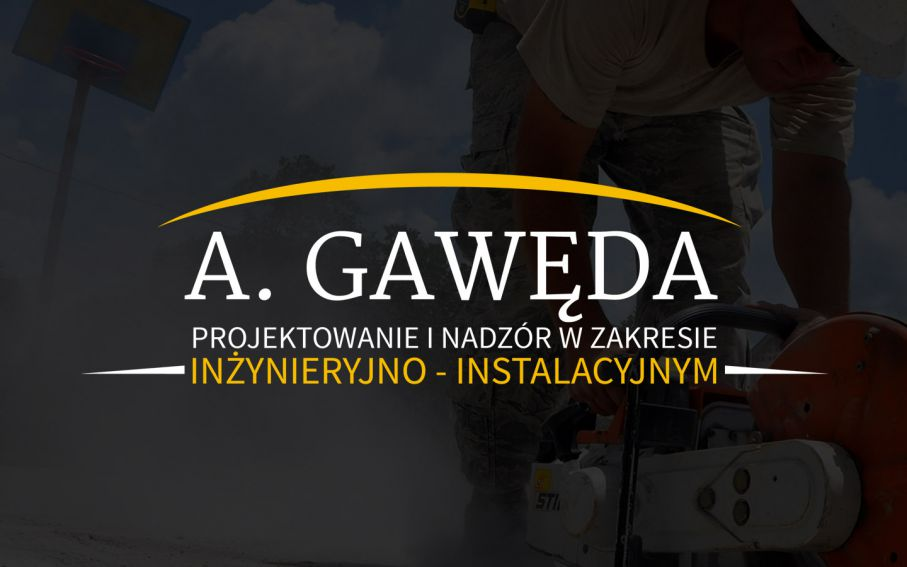 Projekty graficzne dla A.Gawęda